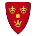 Coat of Arms of the See of Hereford (ancient)