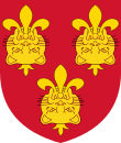 arms of the diocese of Hereford