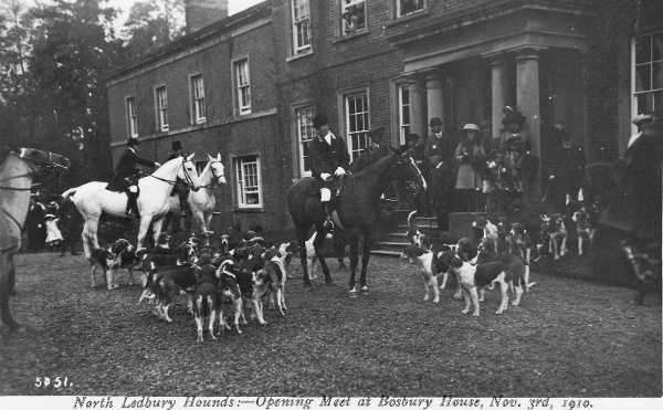 north ledbury hunt 1910