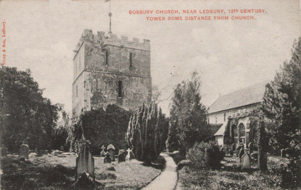 Bosbury Church and Tower